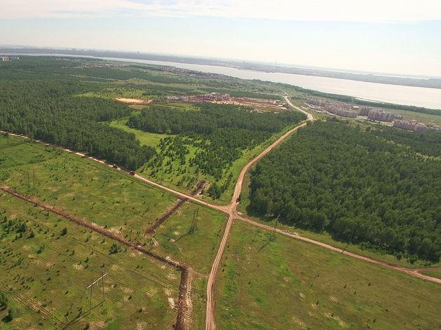 Без «Петушка»: утверждён проект скандальной дороги к новым микрорайонам под Челябинском