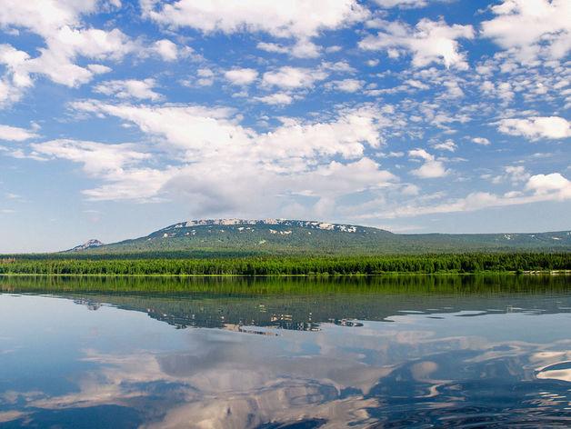 На тропы для туристов на Зюраткуле и Таганае и выделили десятки миллионов рублей