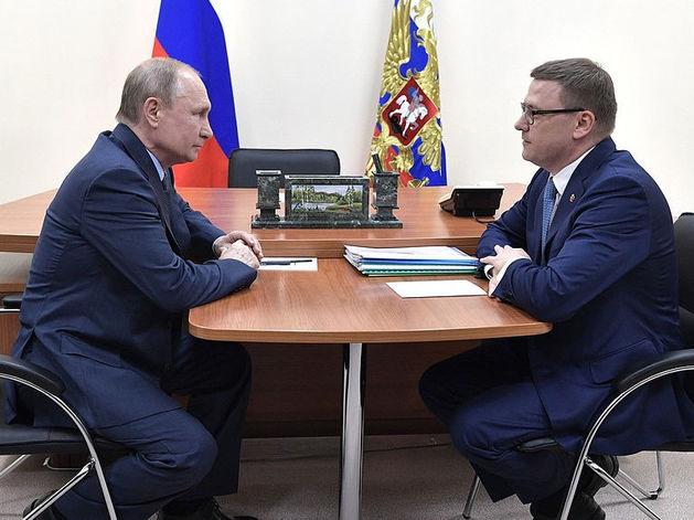Большинство челябинцев не заметили улучшений, о которых Текслер доложил Путину