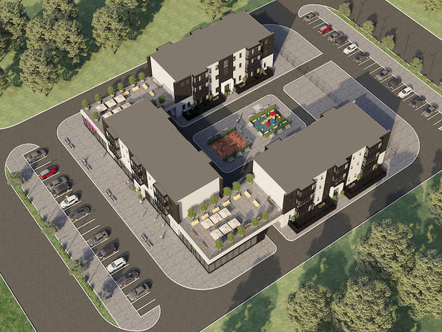 РМК планирует построить жилой комплекс