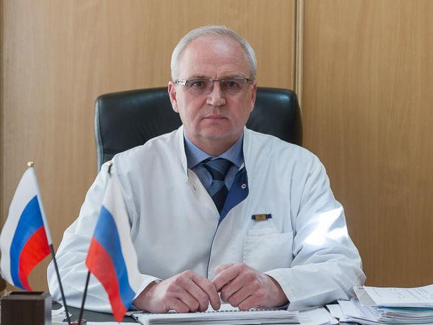 В Челябинске уволен главврач городской больницы №6