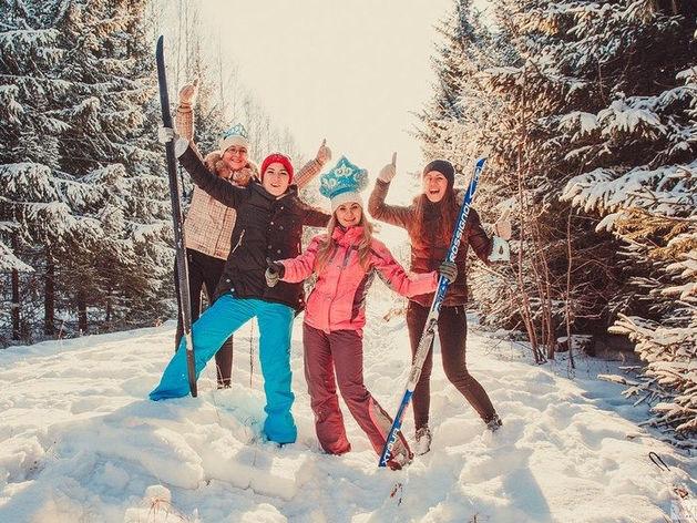 «Карагайский бор»: Новый год как в сказке!