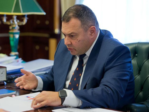 Глава налоговой службы отчитался о доходах Челябинской области