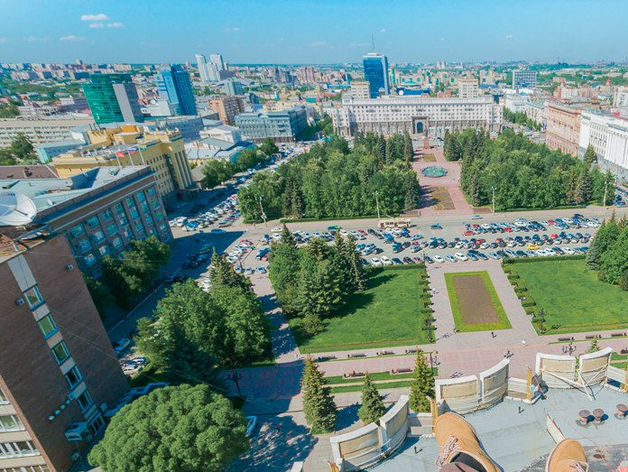 Вице-мэр Алейников написал заявление на увольнение