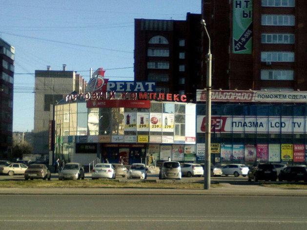 В Челябинске семья бизнесменов за четверть миллиарда продает крупный ТК