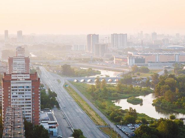 Челябинская и Свердловская области оказались на дне экологического рейтинга
