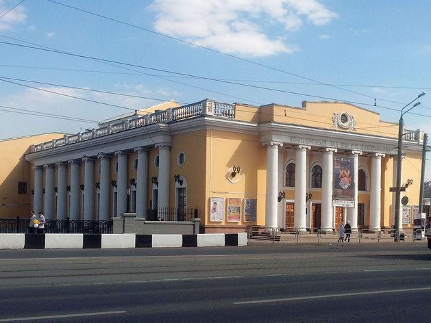 В Челябинске из-за ремонта филармонии возбуждено уголовное дело. Возможно хищение денег