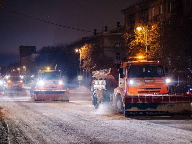Челябинск может остаться без подрядчиков по обслуживанию дорог после Нового года