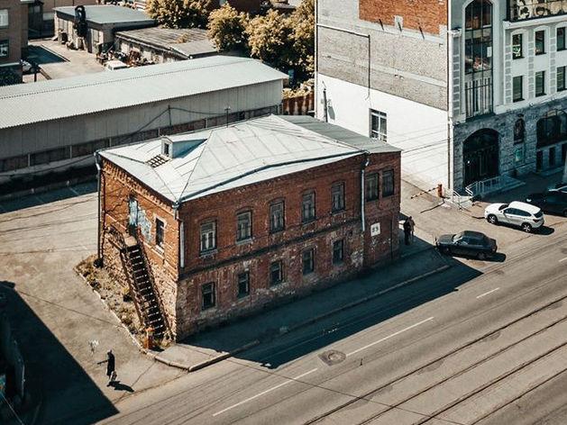 Мэрия Челябинска прокомментировала ситуацию вокруг исторического здания в центре города