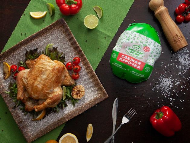 109 тысяч тонн мяса птицы – не предел: ГК «Здоровая Ферма» подводит итоги года