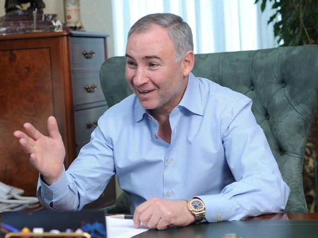 Текслер снял Бориса Видгофа с поста президента ХК «Трактор»