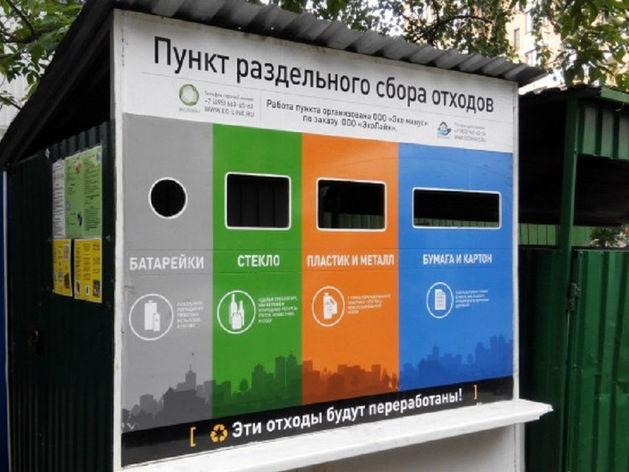 Жителей и бизнесменов Челябинской области обяжут сортировать и разделять мусорные отходы