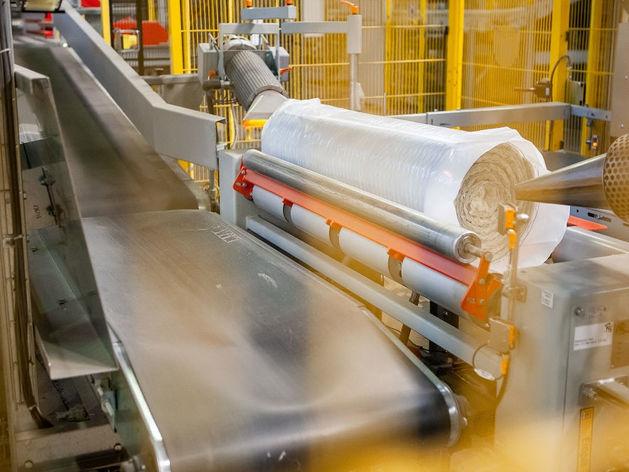 Компания «Технониколь» инвестирует в челябинский завод почти 300 млн руб.