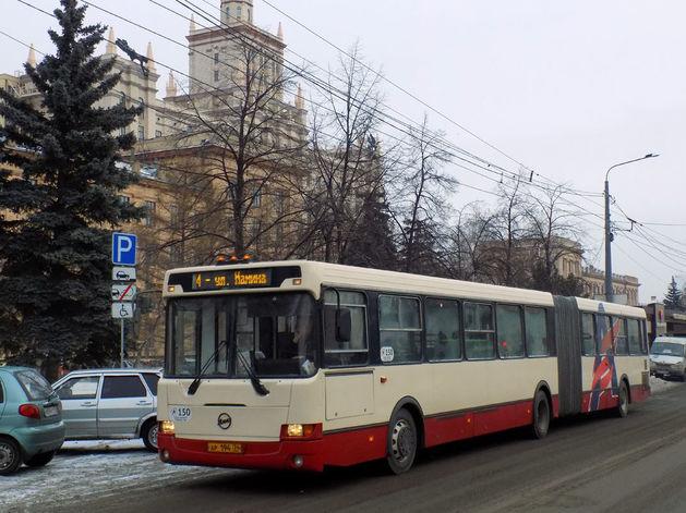 В Челябинске ищут инвестора, который купит автобусы на 100 млн руб.