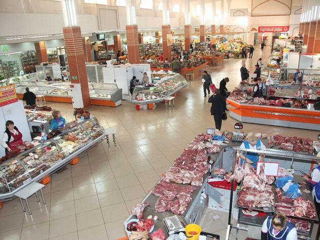 «Как в Барселоне». В Челябинске Центральный рынок откроет современный фудкорт