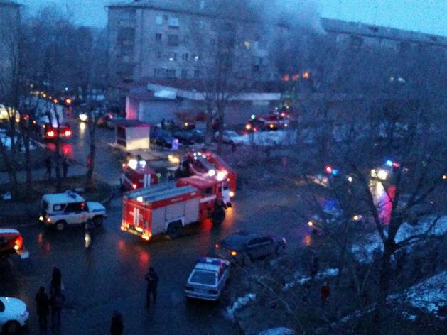 В Магнитке прогремел взрыв на втором этаже жилого дома