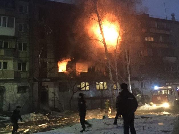 В Магнитогорске возбуждено дело о взрыве в жилом доме