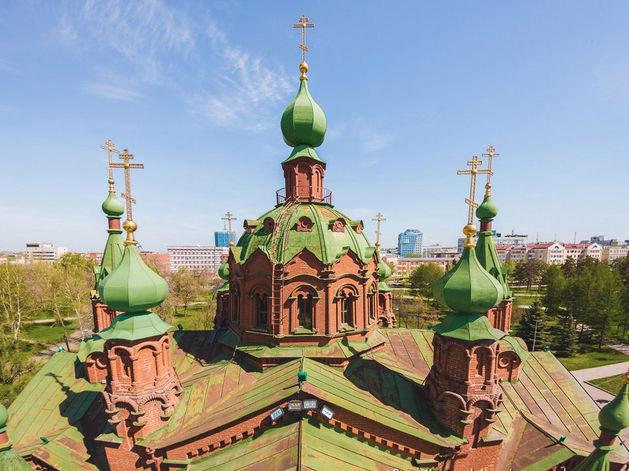 В Москве определились, кто отремонтирует храм на Алом поле за полмиллиарда рублей