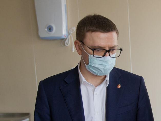 У пресс-секретаря Текслера подтвердили коронавирус. Губернатор изолировался в кабинете