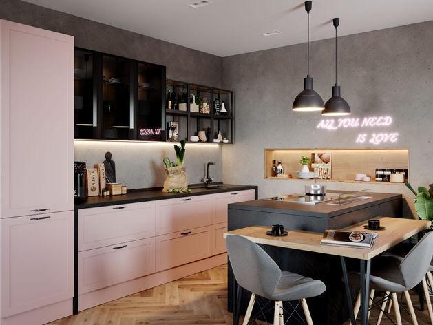 Кухни LORENA: закажи кухню мечты, не выходя из дома