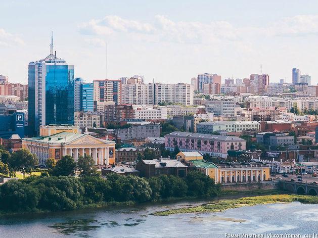 В центре Челябинска выставили на продажу отель за 100 млн руб.