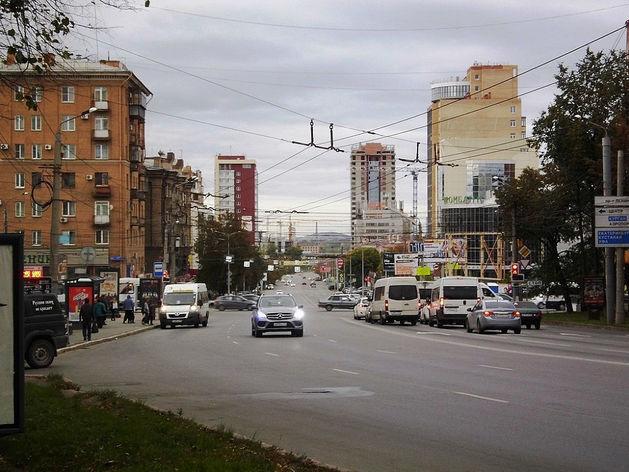 В Челябинске завершено строительство дорожной развязки по ул. Братьев Кашириных