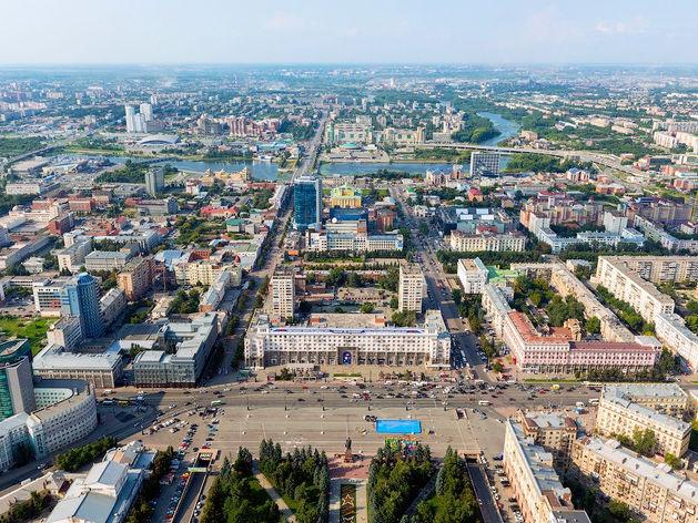 На месте пустыря в центре Челябинска строится новое здание районной прокуратуры