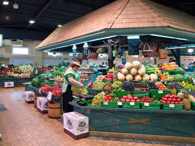 В Челябинской области из-за распространения COVID-19 закрыли рынок