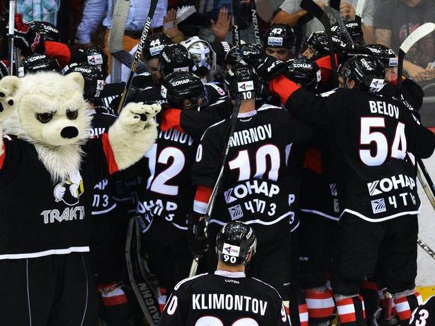 В Сети опубликовали зарплаты хоккеистов «Трактора»