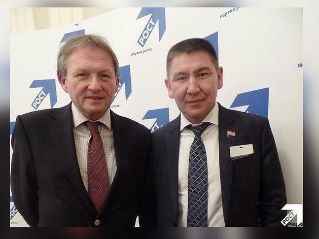 В Челябинске возбуждено уголовное дело в отношении лидера «Партии Роста»