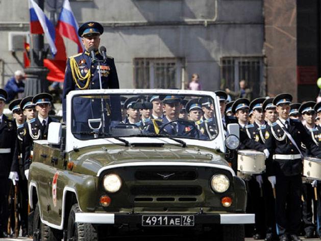 В Челябинске отменен парад, приуроченный к Дню Победы