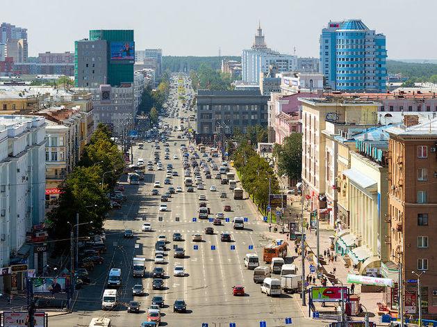 На челябинских дорогах появятся синие маршрутки из Подмосковья