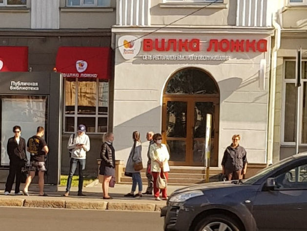 В Челябинске на месте ресторана «Сова» открылась «евростоловая» «Вилка Ложка»
