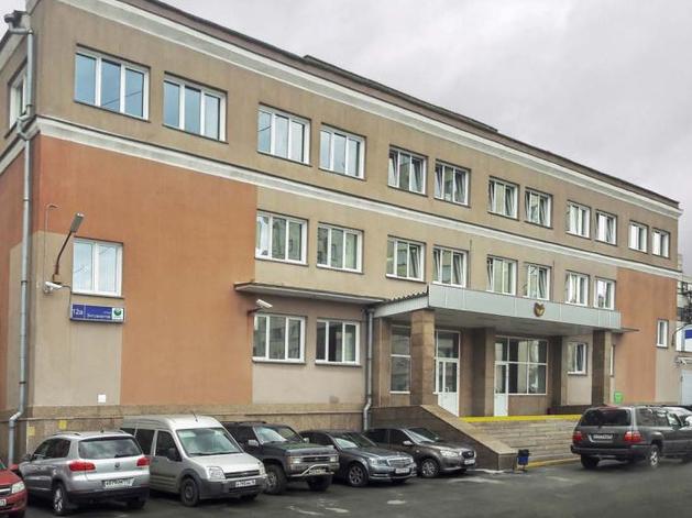 Сбербанк выставил на торги здание в центре Челябинска