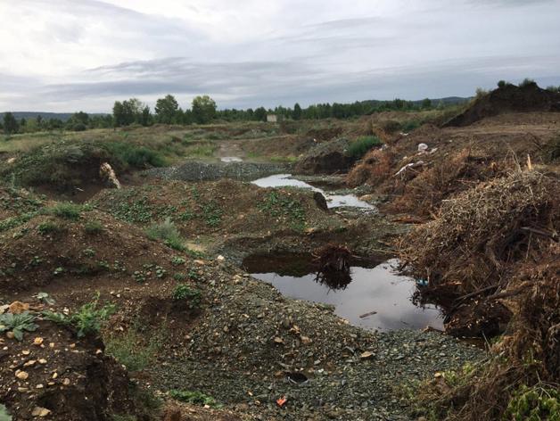 Коммерсанта на Южном Урале подозревают в незаконной добыче грунта