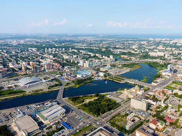 Прибрежную зону Миасса в Челябинске расчистят за 24,8 млн руб.
