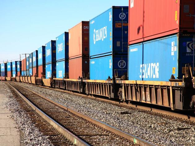 В Челябинской области в пандемию подскочили ЖД-перевозки грузов
