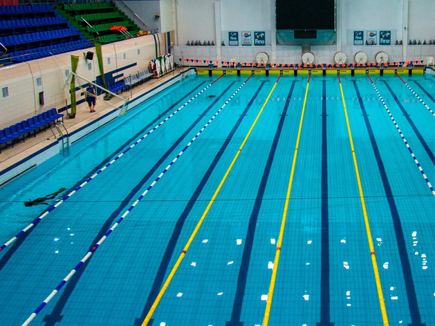 В Челябинске объявлен аукцион на ремонт бассейна «Строитель» за 118 млн руб.