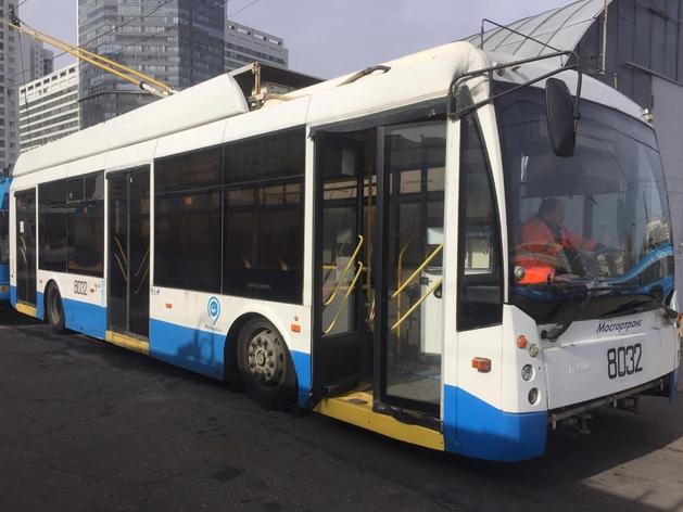 Москва отдаст Миассу десять списанных троллейбусов