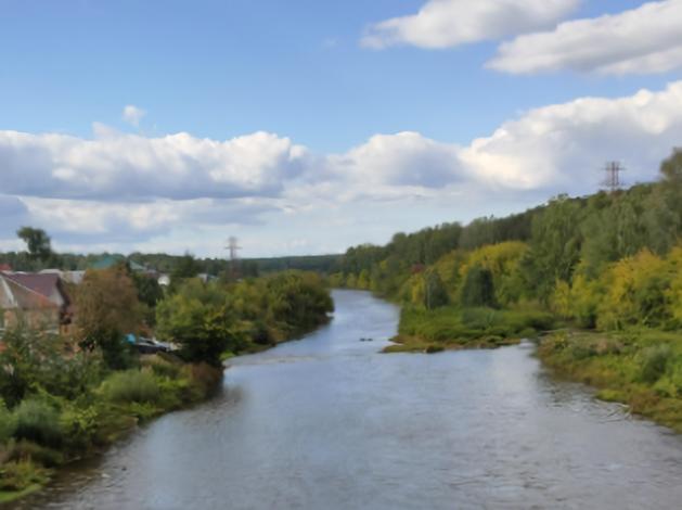 ЧМК начал очистку Каштакских прудов