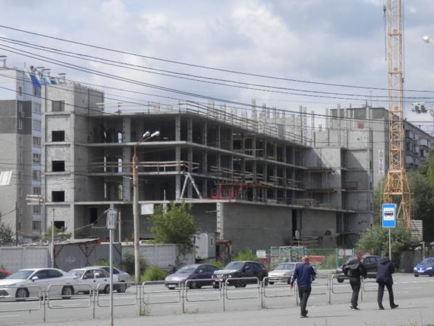 В Челябинске продают недостроенный объект саммитов ШОС и БРИКС
