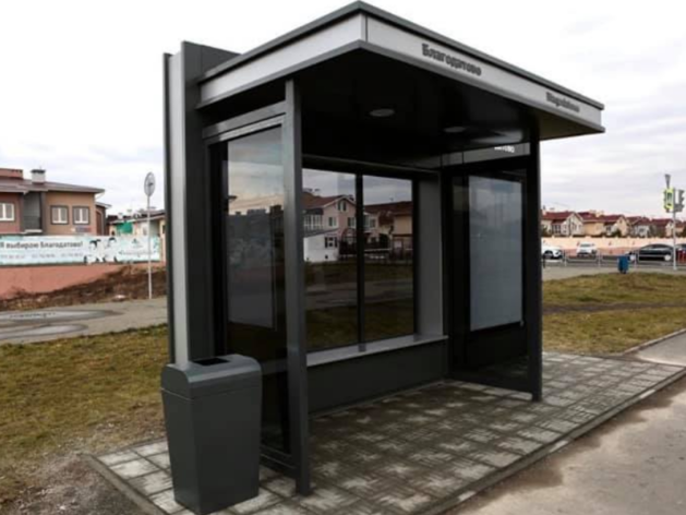 60 остановок транспорта в Челябинске оснастят видеокамерами и «тревожной кнопкой»