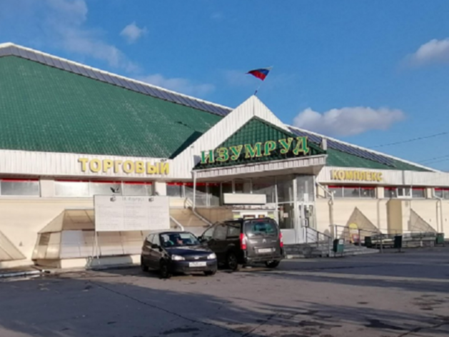 Торговый комплекс у челябинской областной больницы оштрафовали за незаконную работу
