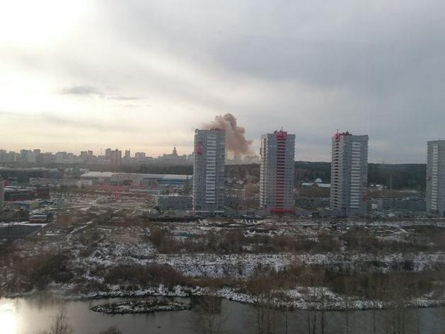 В студенческой поликлинике Челябинска прогремел взрыв
