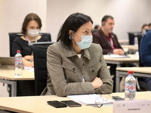 Мэр Челябинска заболела пневмонией и ушла на самоизоляцию