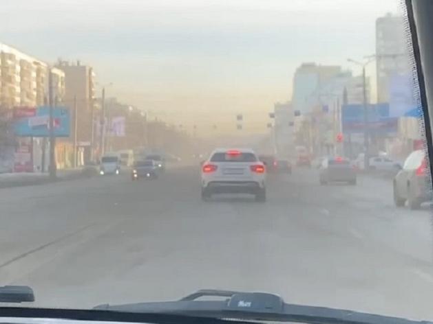 Минэкологии пригрозило штрафом мэрии Челябинска за некачественную уборку пыли с дорог