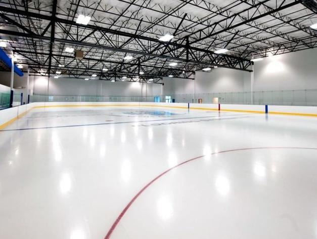 На северо-западе Челябинска построят еще одну ледовую арену