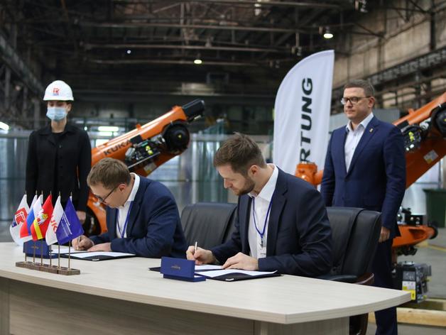 ЧКПЗ начинает сотрудничать с лидерами рынка промышленной робототехники