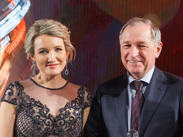 Татьяна Елизарова и Константин Струков