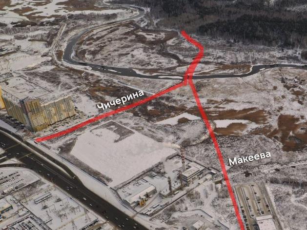 КОНАР построит велопешеходный мост в челябинский бор